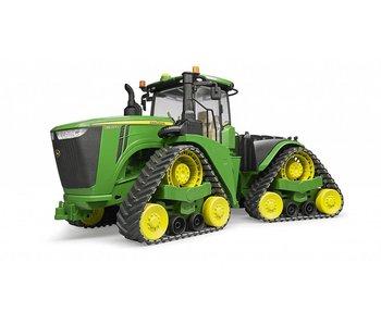 Bruder John Deere 9620RX tractor met rupsbanden