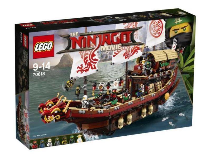 LEGO 70618 LEGO NINJAGO