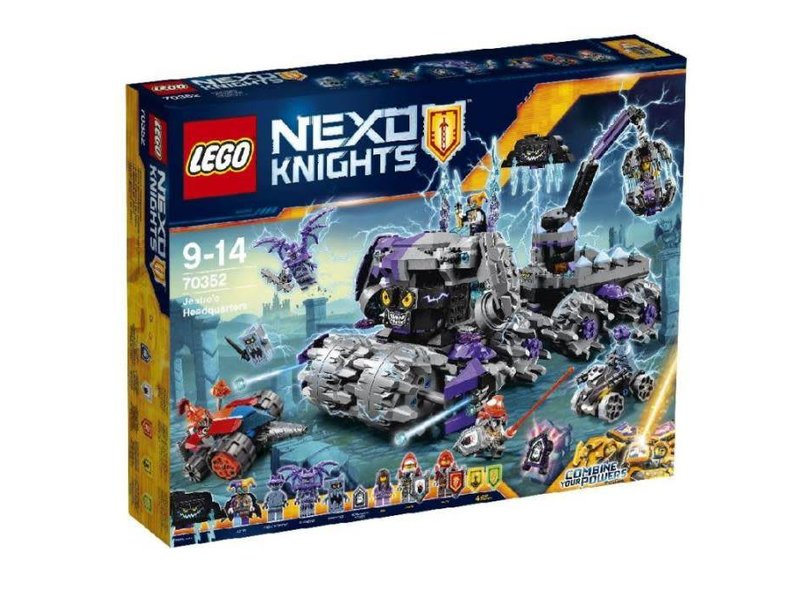 LEGO 18 70352 LEGO JESTROS HOOFDKWARTIER