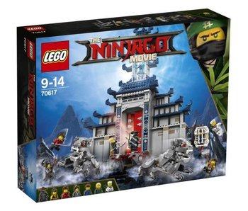 LEGO 70617 LEGO TEMPEL VH ULTIEME WAPEN