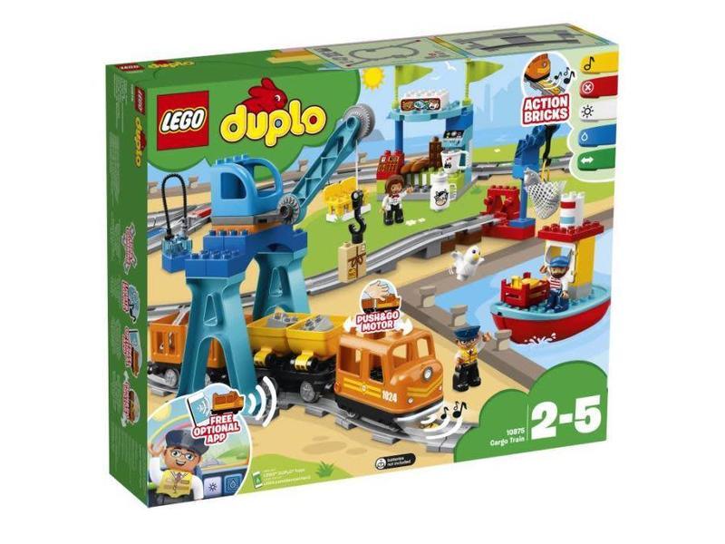 LEGO 10875 Goederentrein