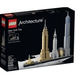LEGO 21028 LEGO ARCHITECTURE NEW YORK