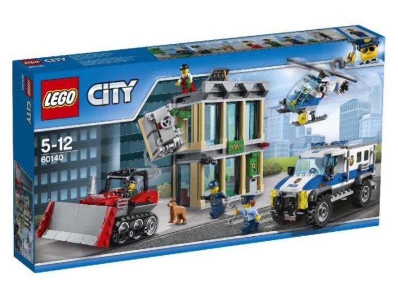 18 60140 LEGO BULLDOZER INBRAAK