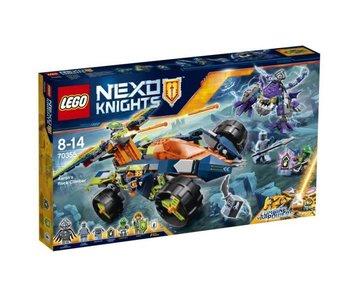 LEGO 70355 LEGO AARONS ROCKCLIMBER
