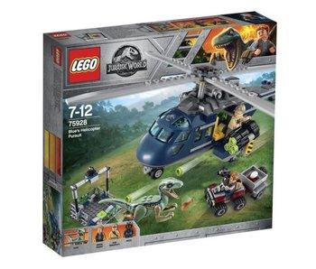 LEGO Helikopterachtervolging - 75928