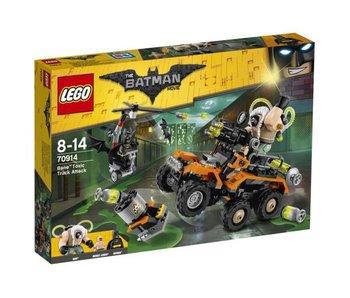 LEGO LEGO 70914 BANE GIFTRUCK AANVAL