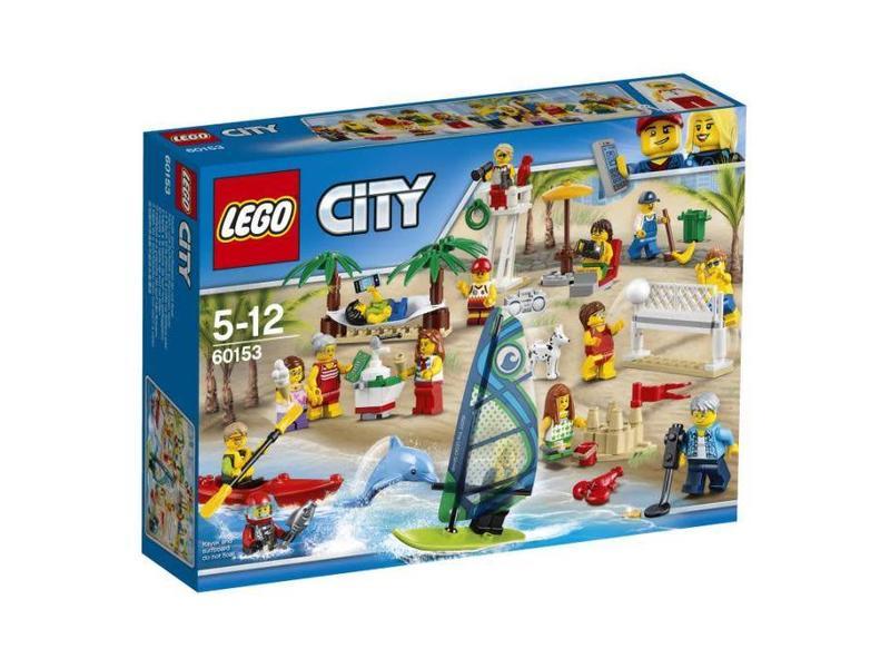 LEGO 60153 LEGO PLEZIER AH STRAND