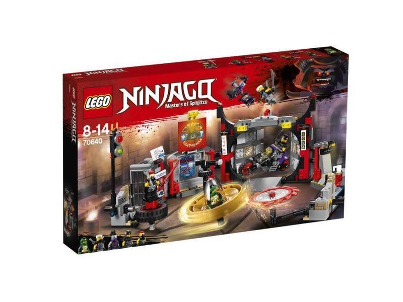 LEGO 70640 S.O.G.HOOFDKWARTIER