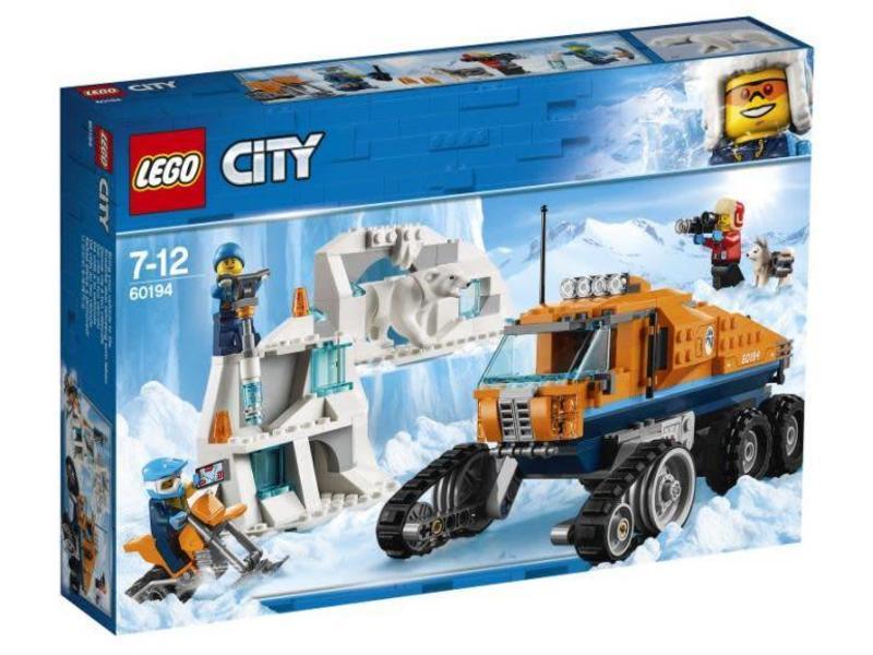 LEGO 60194 Poolonderzoekstruck