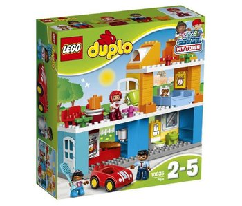 LEGO 10835 DUPLO FAMILIEHUIS
