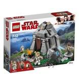 LEGO AHCH-TO EILANDTRTAINING