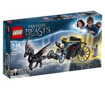 LEGO Grindelwald's ontsnapping 75951