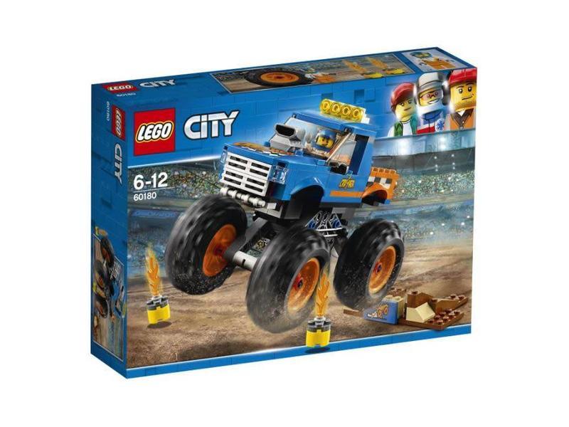 LEGO 60180 MONSTERTRUCK