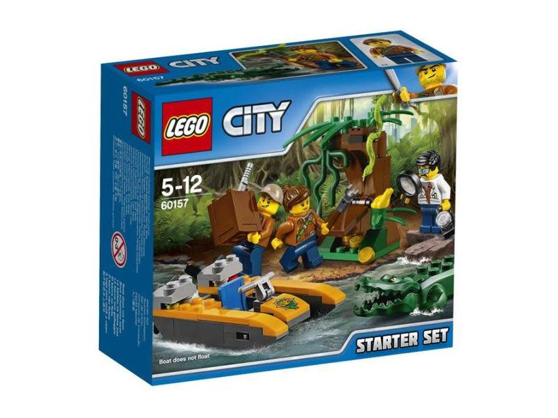 LEGO 60157 LEGO JUNGLE STARTSET