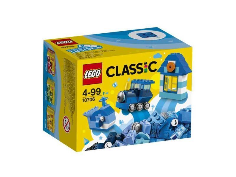 10706 LEGO BLAUWE CREATIEVE DOOS