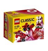 10707 LEGO RODE CREATIEVE DOOS