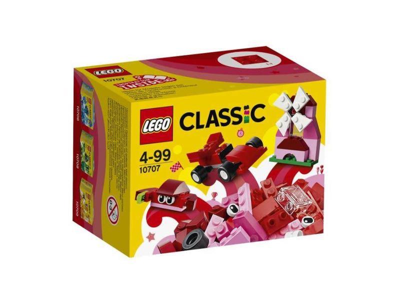 LEGO 10707 LEGO RODE CREATIEVE DOOS