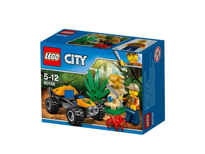 LEGO 60156 LEGO JUNGLEBUGGY