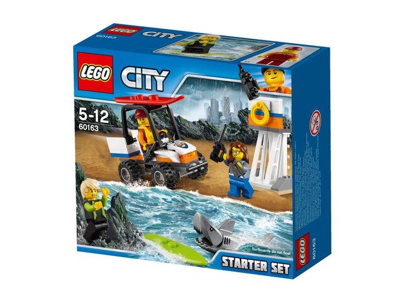 LEGO 60163 LEGO KUSTWACHT STARTSET