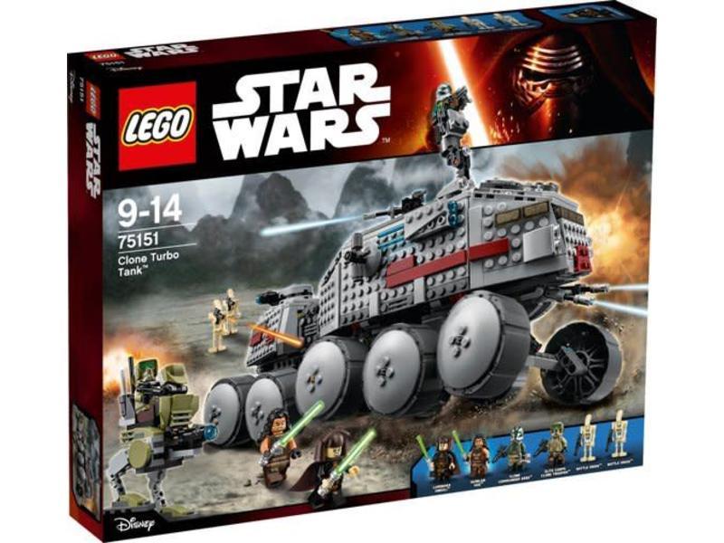 LEGO 18 LEGO 75151 CLONE TURBO TANK