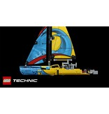 LEGO 42074 RACEJACHT