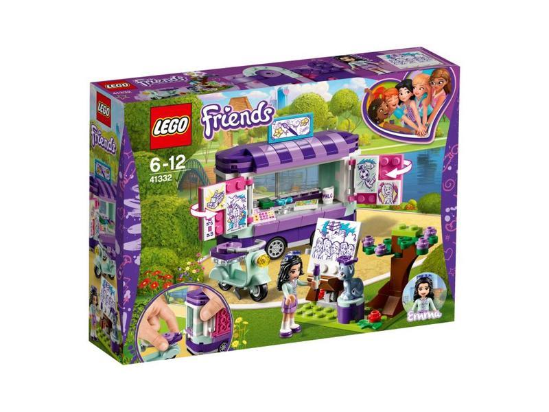 LEGO 41332 EMMA'S KUNSTKRAAM
