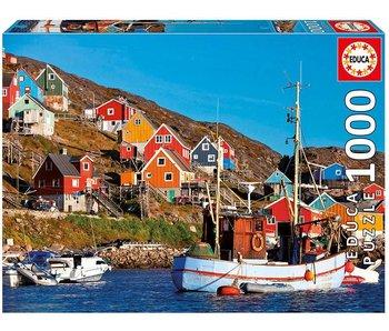 educa 1000 Maisons nordiques