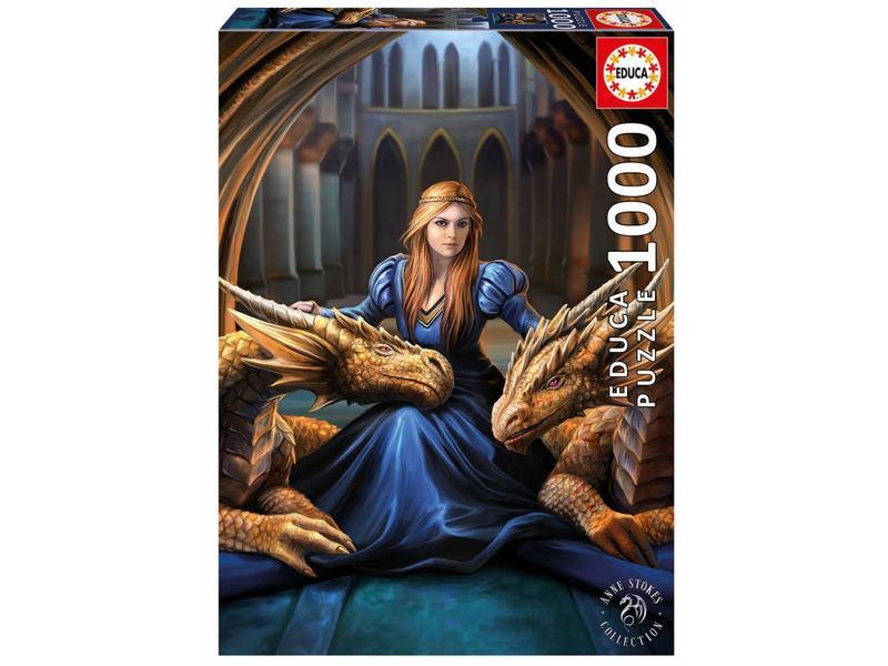 1000 Féroce loyauté