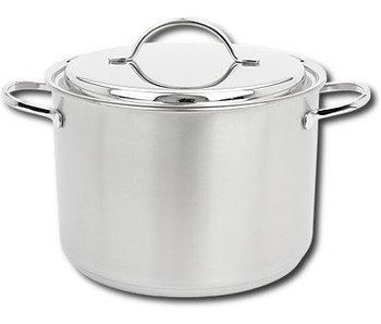 Demeyere Resto hoge kookpot met deksel 20cm (5L)