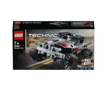LEGO Technic vluchtwagen 42090