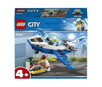 LEGO Copy of City duikjacht 60221