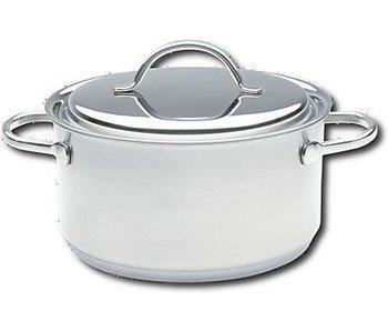 Demeyere Resto kookpot met deksel 18cm (2L)