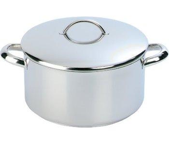 Demeyere Athena kookpot met deksel 18cm (2.2L)