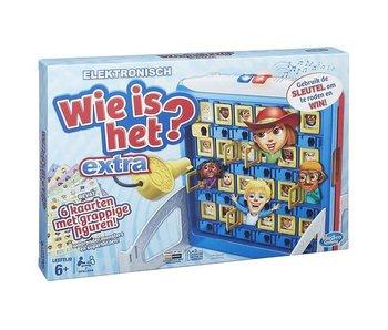 MB WIE IS HET EXTRA ELEKTR