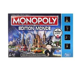 MB MONOPOLY MONDE FR