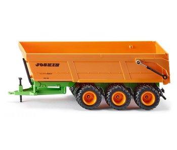 SIKU S 2892 3 Axle tipping trailer Joskin