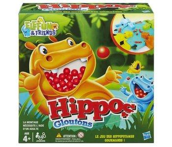 Hungry Hugry Hippos