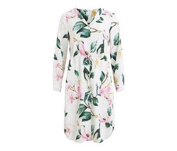 VILA Viesmira L/S shirt dress - 34
