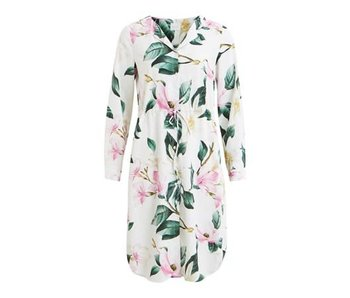 VILA Viesmira L/S shirt dress - 36