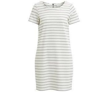 VILA Vitinny new dress - gestreept - medium