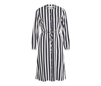 VILA Visommi linio L/S midi shirt dress - 38