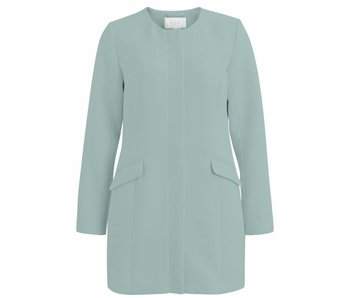 VILA Vipure jacket - light blue - 36