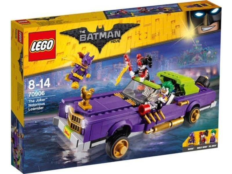LEGO 18 LEGO 70906 THE JOKER DUISTERE LOW-RIDER