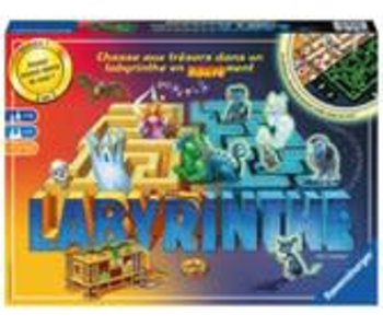 Ravensburger RAV LABYRINTHE GLOW IN THE DARK