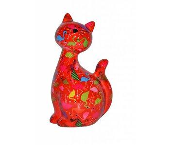 Pomme pidou. Spaarpot Cat Caramel 6