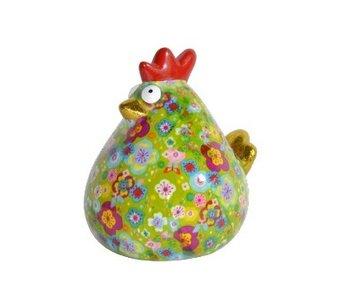 Pomme pidou. Spaarpot Chicken Matilda 2