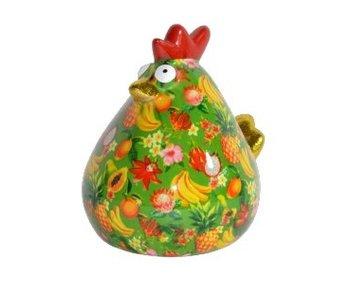 Pomme pidou. Spaarpot Chicken Matilda 5
