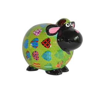 Pomme pidou Tirelire mouton Giselle 2