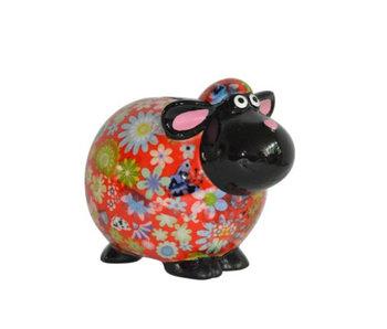 Pomme pidou Tirelire mouton Giselle 6