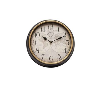 Hamilton Living Horloge World Globe
